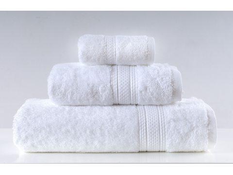 Ręcznik Egyptian Cotton 50x90 Biały  Greno bawełna egipska
