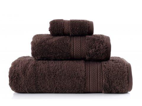 Ręcznik Egyptian Cotton 70x140 Brązowy Greno