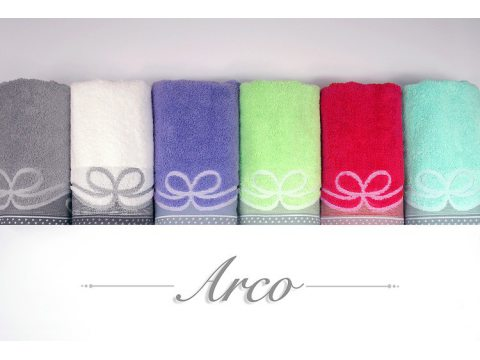 Ręcznik Arco 50x90  Niebieski Greno