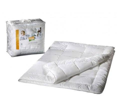Kołdra - całoroczna -  antyalergiczna  Hollofil® Allerban®  160x200 AMW