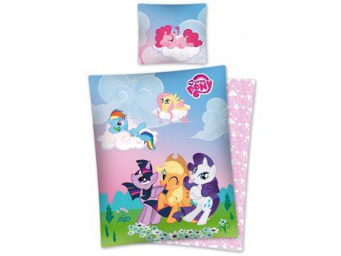 Pościel  dla dzieci licencyjna  140x200  My Little Pony kucyki  MLP 23