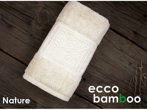Ręcznik Ecco Bamboo 50x90 Nature  Greno