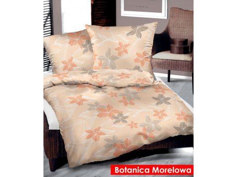 Pościel z bawełny Bielbaw 140x200  Botanica Morelowa