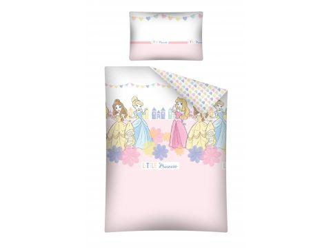 Komplet pościeli dziecięcej Księżniczki 100x135 PRI 10