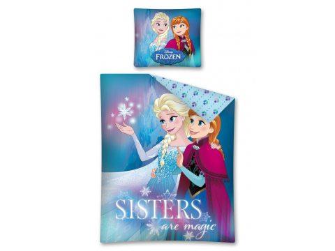 Pościel dla dzieci Kraina Lodu  140x200 Detexpol Frozen  12 Sisters are magic Fro 12