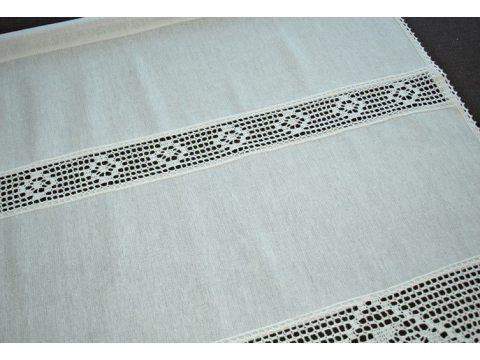 Lambrekin 70 x 100 Idylla Biała firana   613