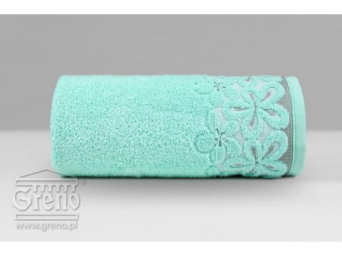 Ręcznik Greno Bella 30x50 miętowy