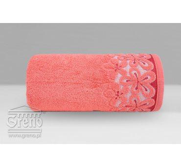 Ręcznik Greno Bella 70x140 Koralowy