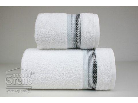 Ręcznik Ombre 50 x 90 Biały...