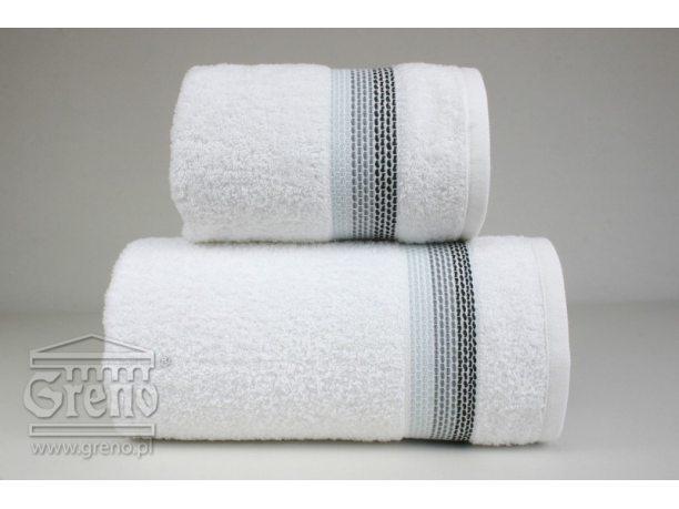 Ręcznik Ombre 70 x 140 Biały Greno