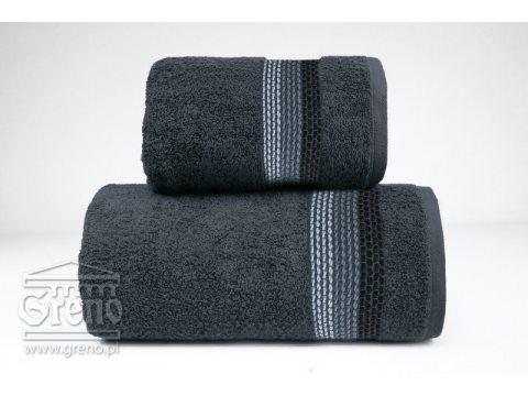 Ręcznik Ombre 70 x 140 Popielaty Greno