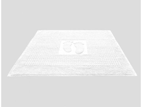 Dywanik łazienkowy Stopki Kolor  50x70 cm  Biały