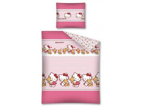 Komplet pościeli dziecięcej 160x200  Hello Kitty   HK 13
