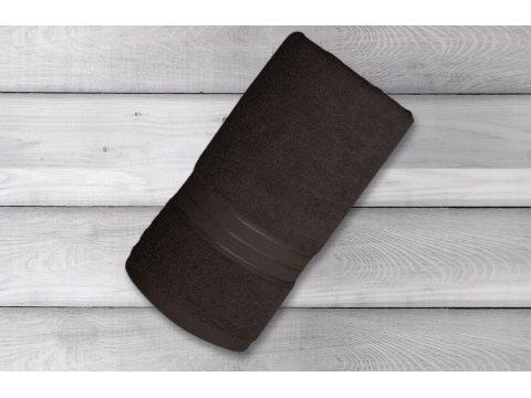Ręcznik Fit - czekoladowy -...