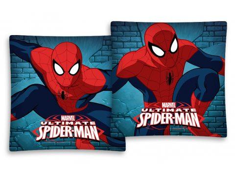 Poszewka licencyjna dla dzieci - microfibra - 40x40 cm - Spider Man SM 05
