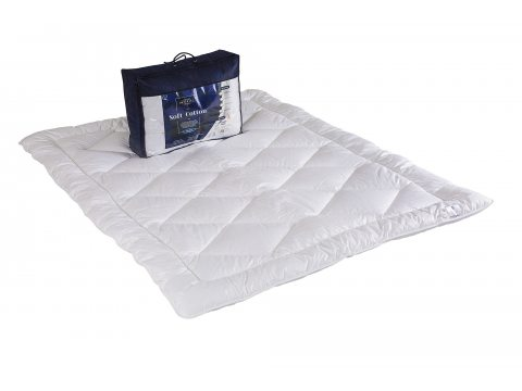 Kołdra - całoroczna -  Imperial Soft Cotton antyalergiczna 180x200 AMW