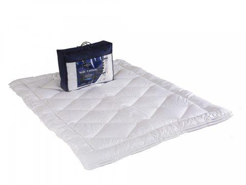 Kołdra - podwójna -  Imperial Soft Cotton  4 pory roku  antyalergiczna  160x200  AMW