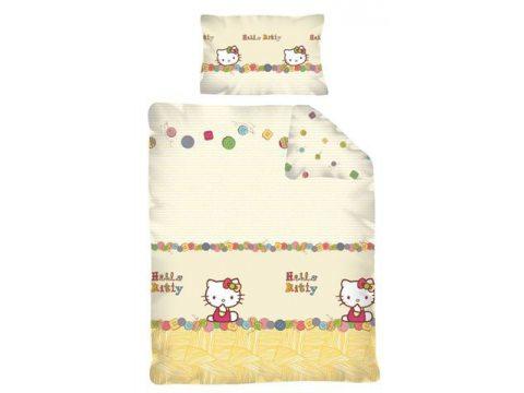 Komplet pościeli dziecięcej Hello Kitty 100x135  HK 12