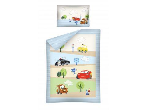 Pościel dla dzieci  Cars / Auta 100x135 cars 18 B