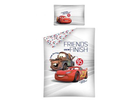 Pościel dla dzieci z bawełny  Cars / Auta 100x135 cars 28 A do łóżeczka