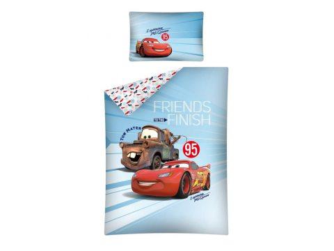 Pościel z bawełny dla dzieci  Cars / Auta 100x135 cars 28 B  do łóżeczka