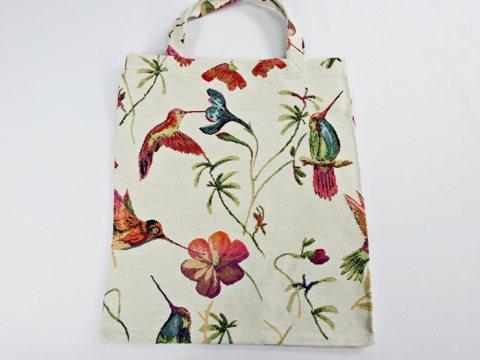 Torba z gobelinu - mała - 32 x 39 - butik - Koliberek