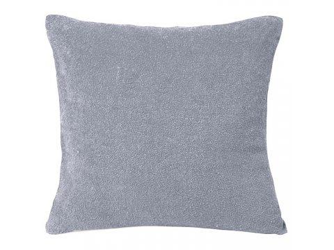 Poszewka na poduszkę Frotte Popielaty  40x40  int 034 c