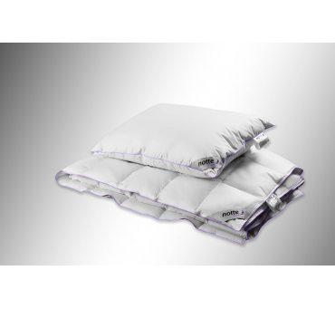 Kołdra - letnia -  Puchowa Notte Amore Light  - 90 % puch gęsi - 180x200