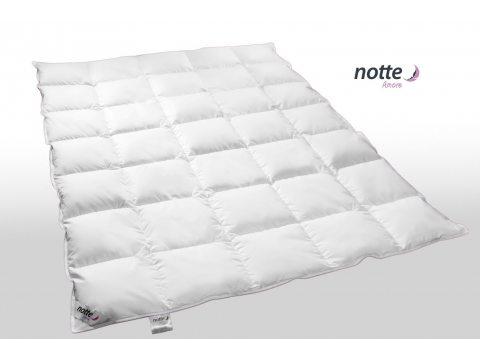 Kołdra - letnia - Puchowa Notte Amore Light  -  90 % puch gęsi  - 200x200