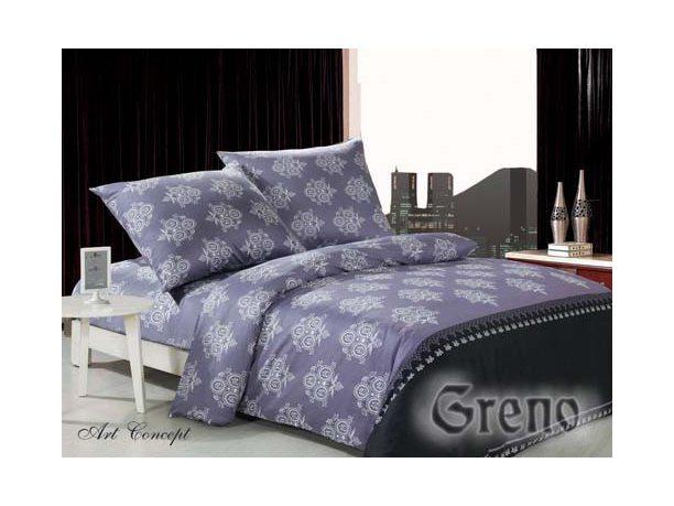 Pościel satynowa Greno  XQ  Art Concept 160x200