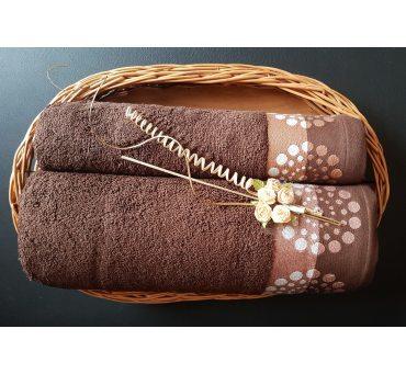 Kpl. ręczników na prezent -  Satelite - Greno Takca