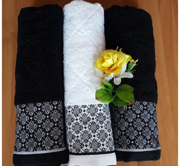 Kpl. ręczników na prezent -  Braganca III - Greno - tekturka
