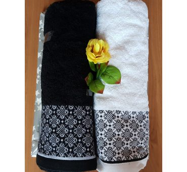 Kpl. ręczników na prezent -  Braganca II - Greno - tekturka