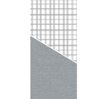 Pościel Bawełniana- 140x200 + 70x80 - Charlie Gray - Bielbaw - dwustronna