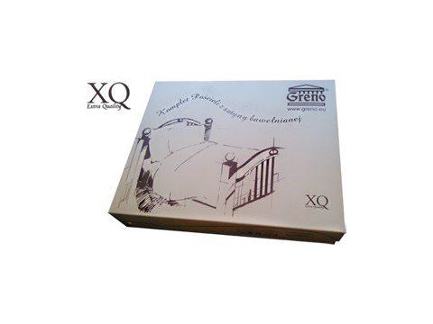 Pościel satynowa Greno  XQ  Vision 220x200