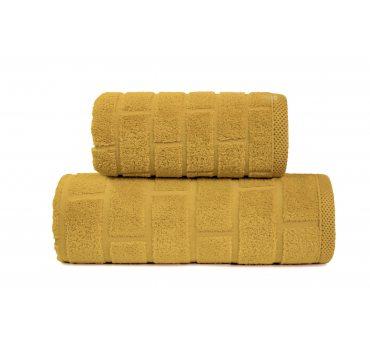 Ręcznik Brick - Curry - 50...