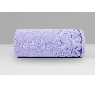 Ręcznik Bella 70x140 Lawendowy Greno