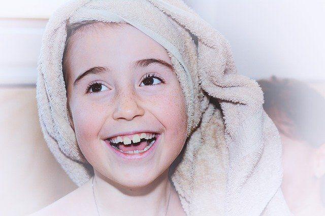 Czym kierować się wybierając ręcznik dziecięcy?